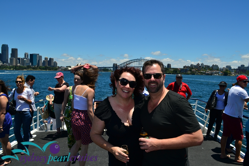 Boxing Day Lunch Cruise On Sydney Harbour