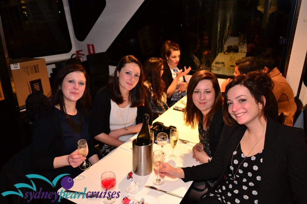 Christmas Party Cruises Sydney Harbour